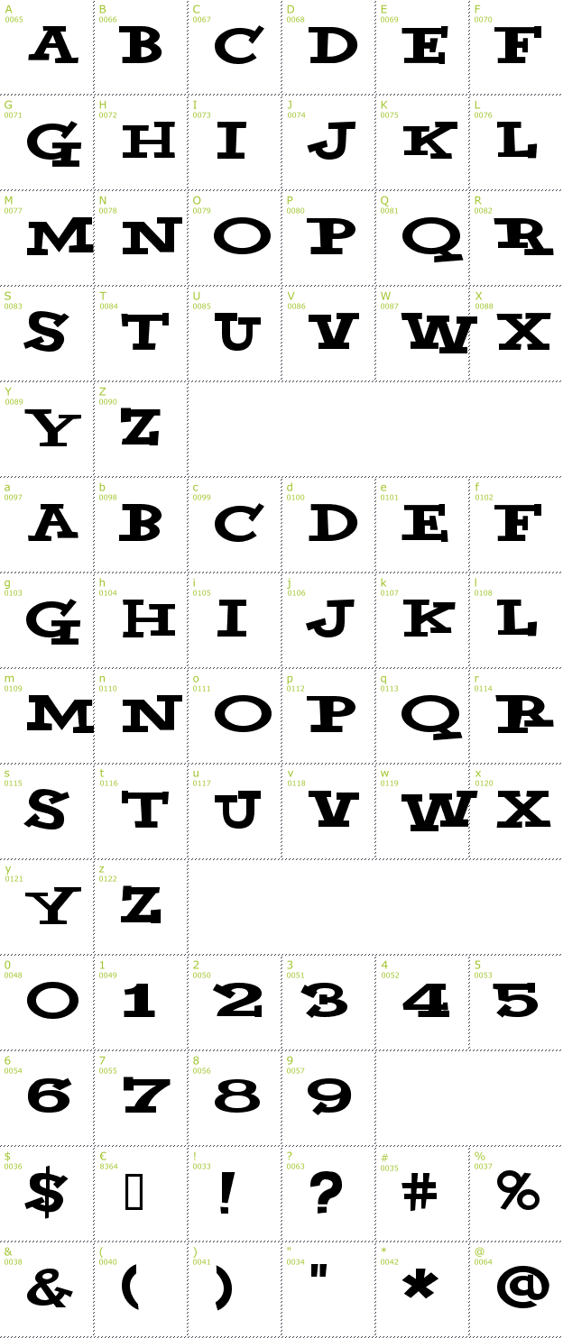 Download Free Yahoo Font Download - Infos, TTF Preview & CharMap ...