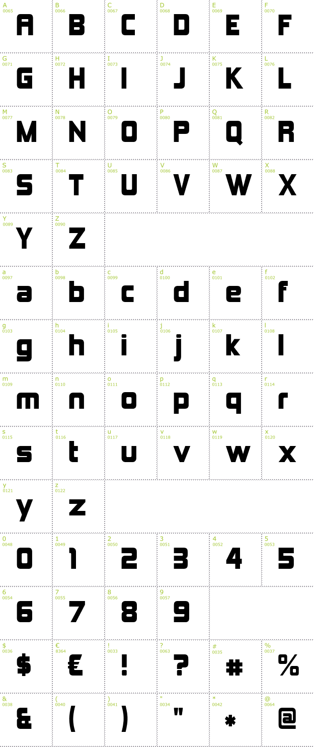 Free Kimberley Font Download  Infos TTF Preview  CharMap