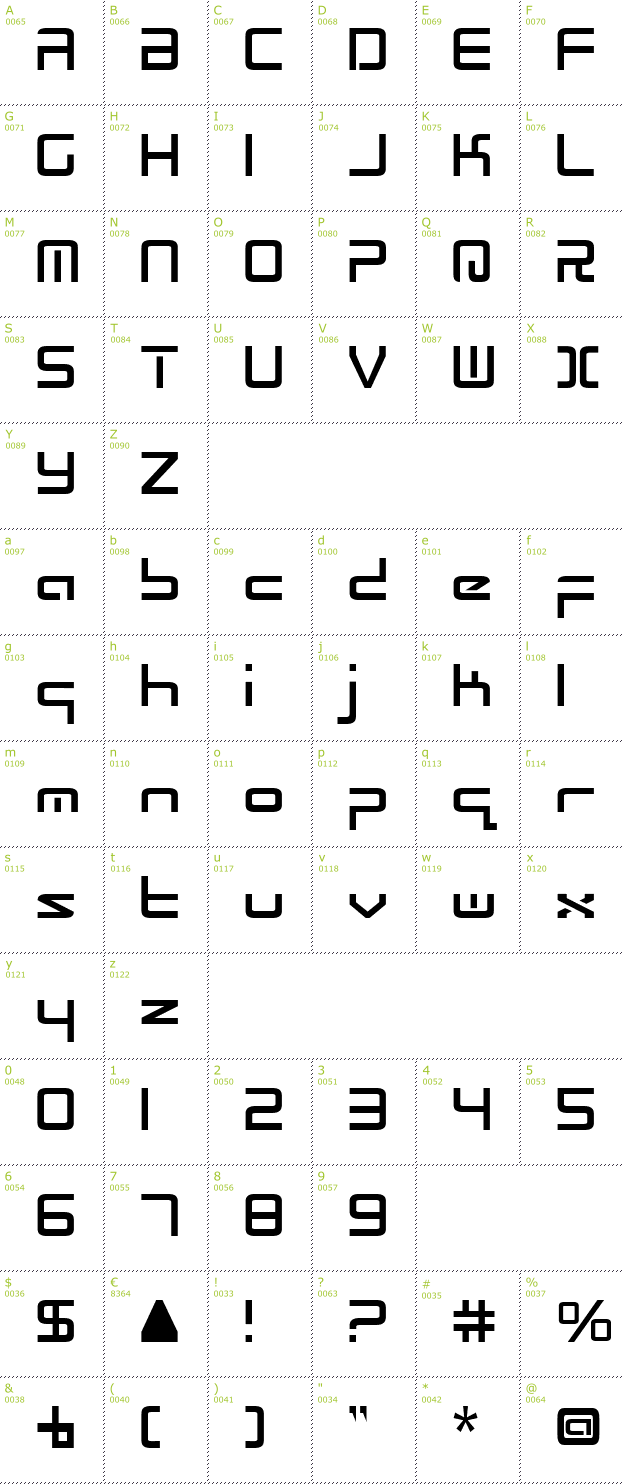 NASA Space Font (page 3) - Pics about space